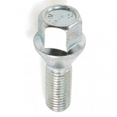 M12x1.5x26mm hex17 cone wheel bolt
