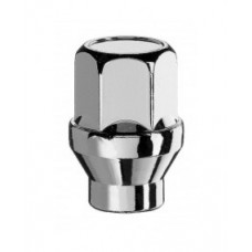 M12x1.25x36 HEX 19 mm Conus Wheel nut