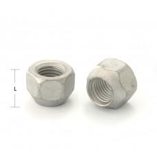 M12x1.5x17 HEX 19 mm Conus Wheel nut open head