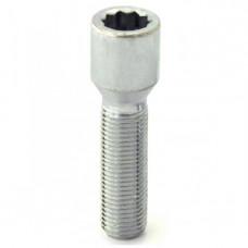 M14x1,25x50 hex17 Star (20mm) wheel tuning bolt