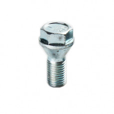 M12x1,5x26 HEX17 mm Conus wheel bolt