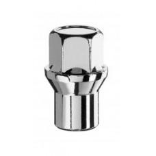 M12x1.25x38.5 HEX 19 mm Conus Wheel nut