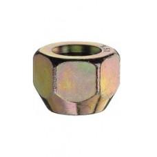 M12x1.5x16 HEX 21 mm Conus Wheel nut  open head