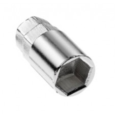 HEX17 bolt / nut adapter key for HEX19 / HEX21 wrench