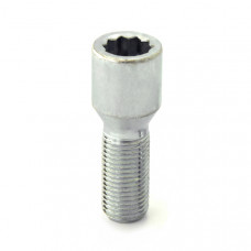 M12x1,25x50 hex17 Star (23mm) tuning wheel bolt