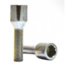 M12x1,5x45 hex17 Star (20mm) tuning bolt