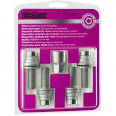 Bolts M12x1,25 42,9 HEX 19 mm flat