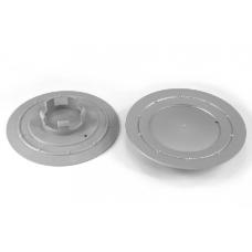 152.0mm wheel center cap