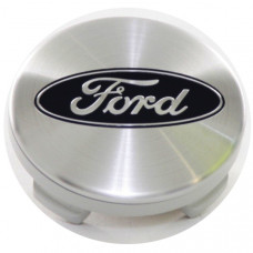 55.0mm FORD genuine wheel center cap (Silver)