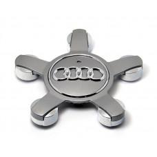 AUDI wheel center cap (OEM: 8R0601165)