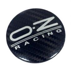 55mm OZ Racing wheel cap M582 ( 81310637) Pa66m15