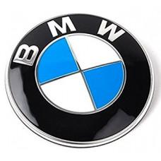 Trunk bage BMW LOGO 74мм (OEM 51141970248)
