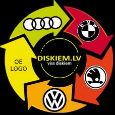 Audi, BMW, Škoda, VW LOGO EMBLEM