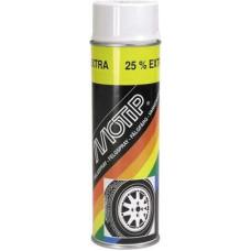 White wheel paint MOTIP spray (500ml)