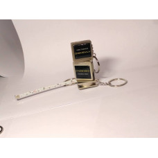 60-80cm Tape-measure keyring