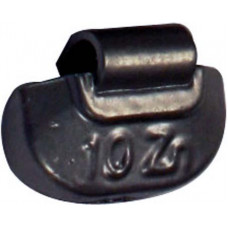 10g Steel wheel weights