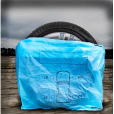 Tyre plastic bags 100 pcs 100x90cm