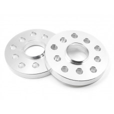 15 mm Spacer (PCD 4x100, 5x100, center bore 57.1mm) Audi, VW, Škoda
