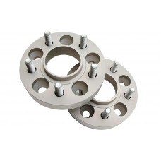 20 mm Adapter 5x108 (65.1) to 5x120(72.6) Spacer Peugeot, Citroen, Volvo to BMW (with studs M12x1,5)