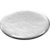 Silver 3D wheel cap sticker