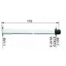 Valve extension plastic170 mm