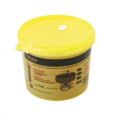 Mounting paste 5 kg (yellow) for trucks