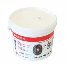 Mounting paste 5kg universal (white)